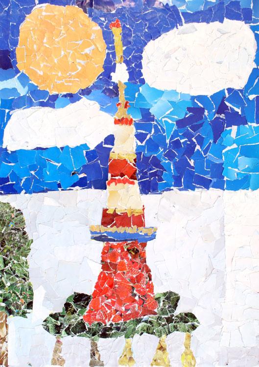 Der Eifelturm  von Reina (9)