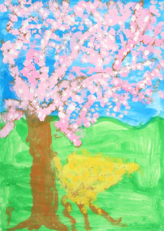 Blütenbaum von Laura (10)