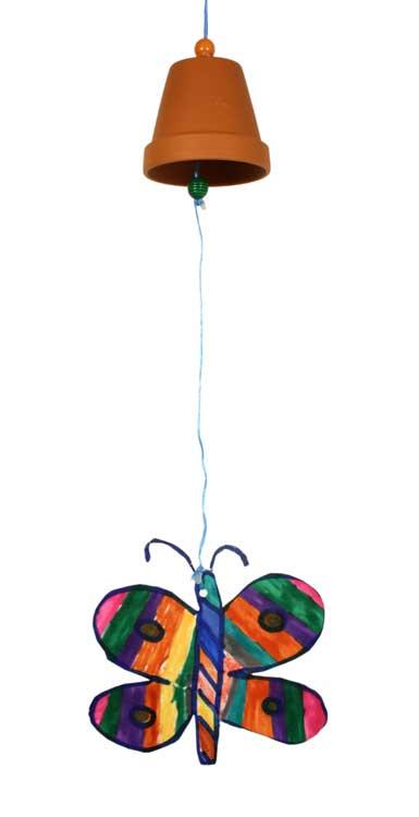 Glocke mit Schmetterling von Lara (8)