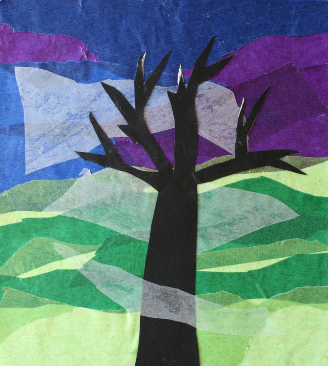 Baum im Nebel von Tizia (9)