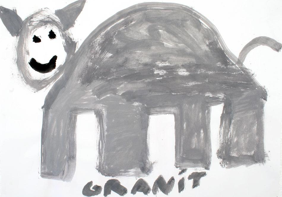 Die Katze von Granit (7)