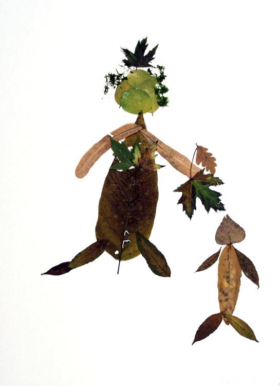 Blättergeister von Sonita (8)
