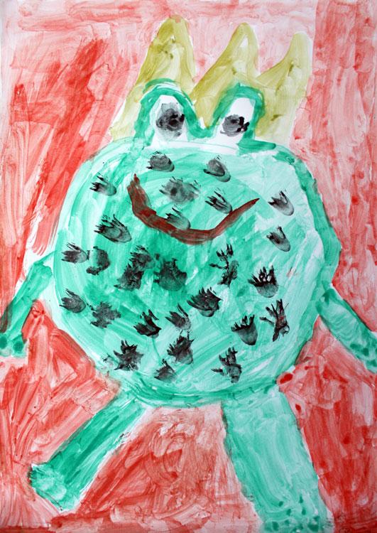 Froschkönig von Lukas (6)