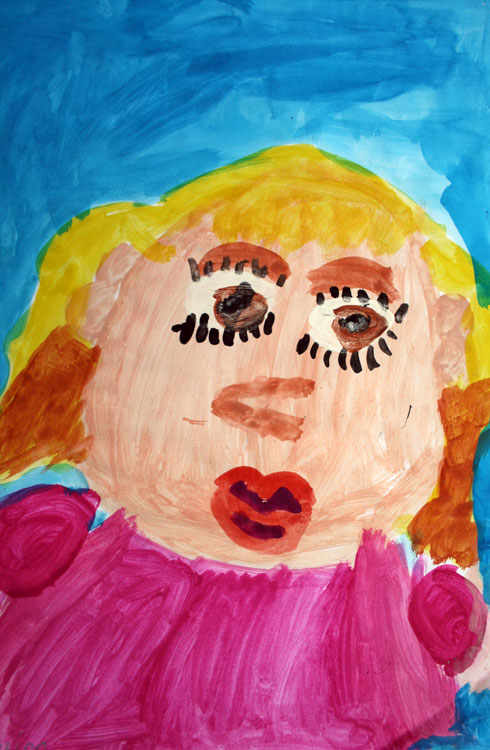Selbstportrait von Farina (6)