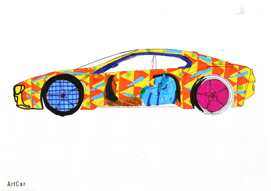 Art-Car von Franca (11)