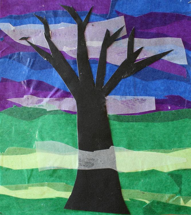 Baum im Nebel von Jan (9)