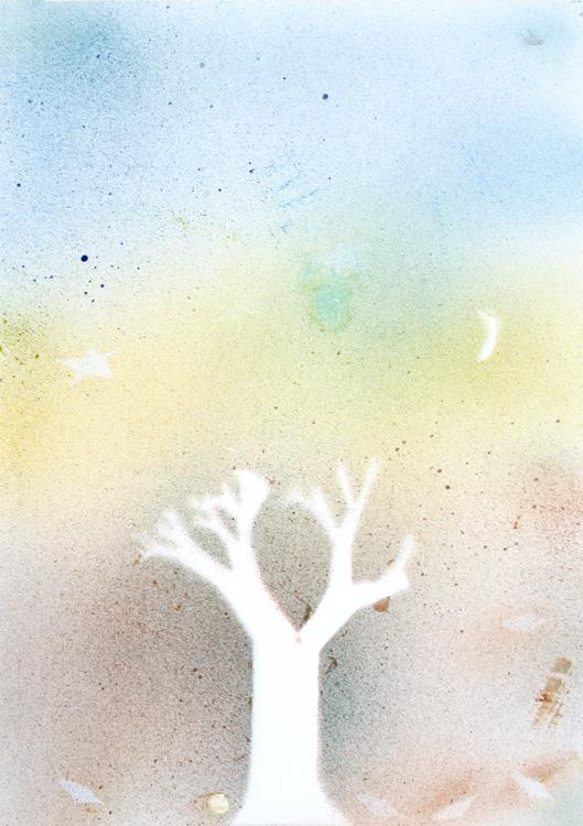 Baum im Nebel von Satako (9)