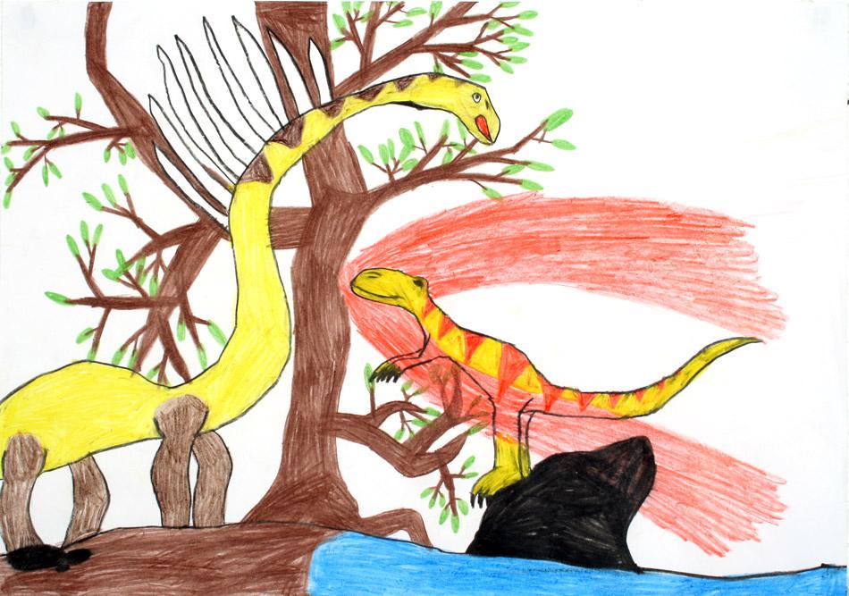 Saurier von Tim (8)