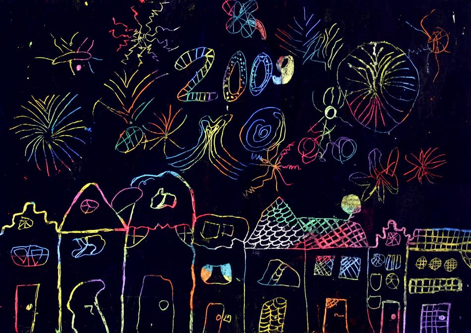Feuerwerk 2009 von Antonia (8)
