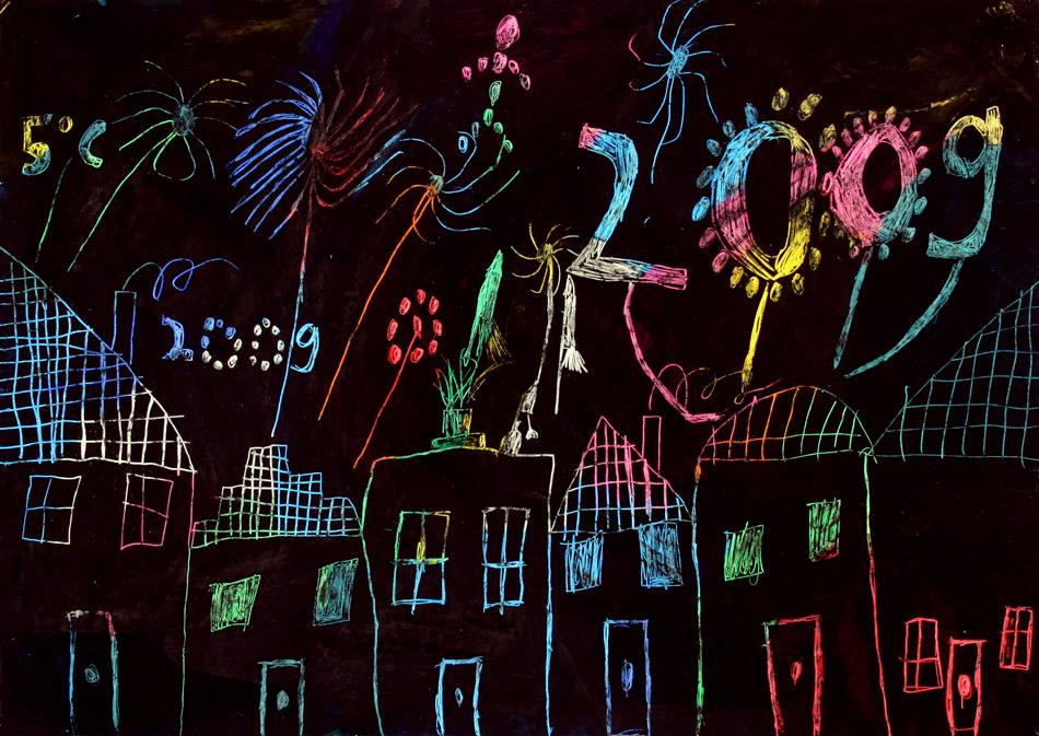 Feuerwerk 2009 von Christian (8)