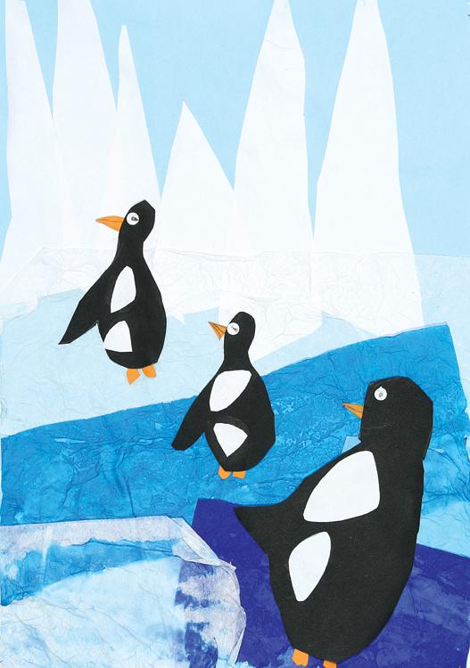 Pinguine am Nordpol von Pira (8)