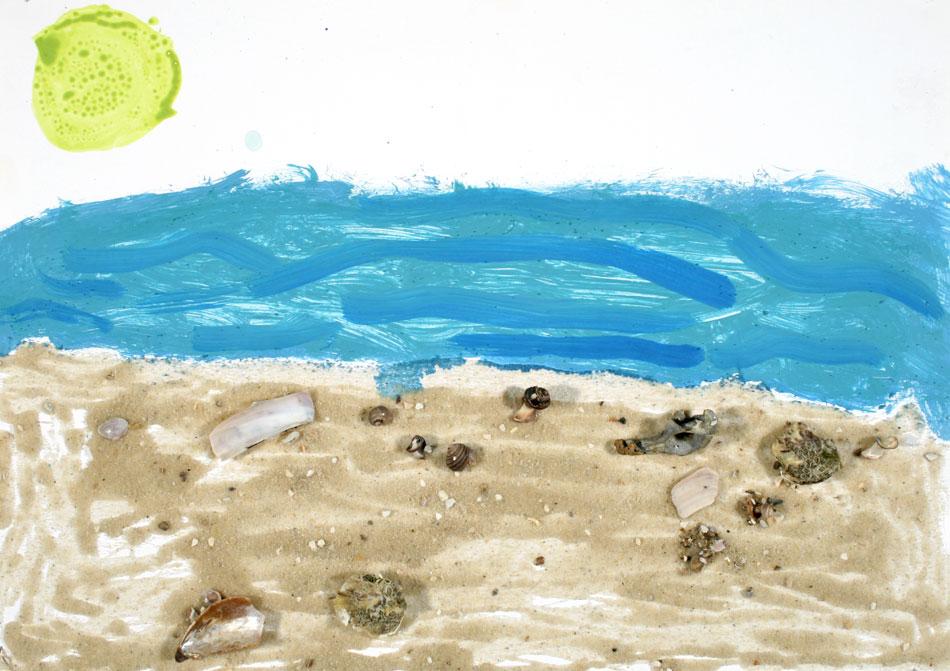 Am Strand von Laura (9)