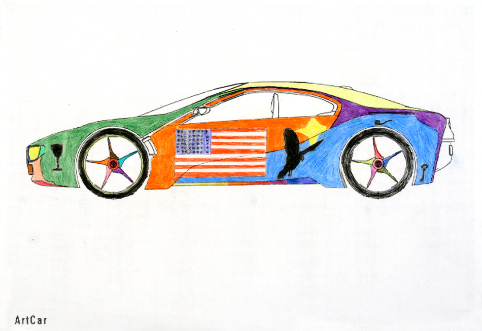 Art-Car von Simon (11)
