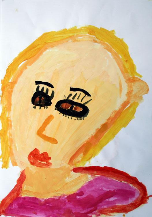 Selbstportrait von Merve (8)