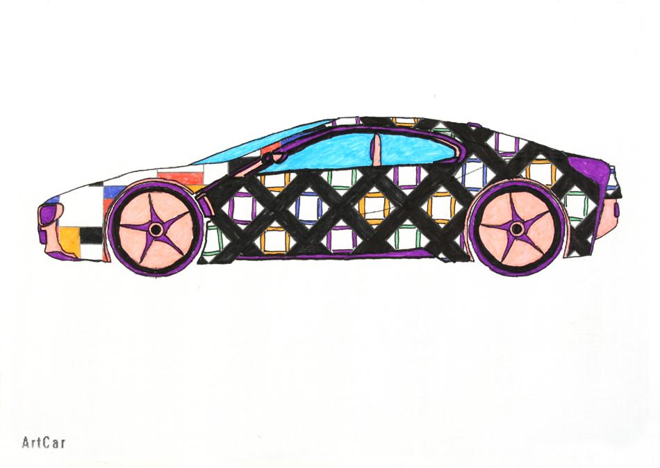 Art-Car von Jan (11)