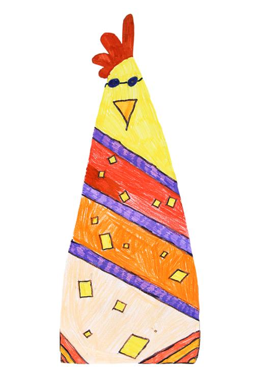 Verrücktes Huhn von Anika (10)