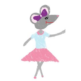 Es tanzt eine Maus