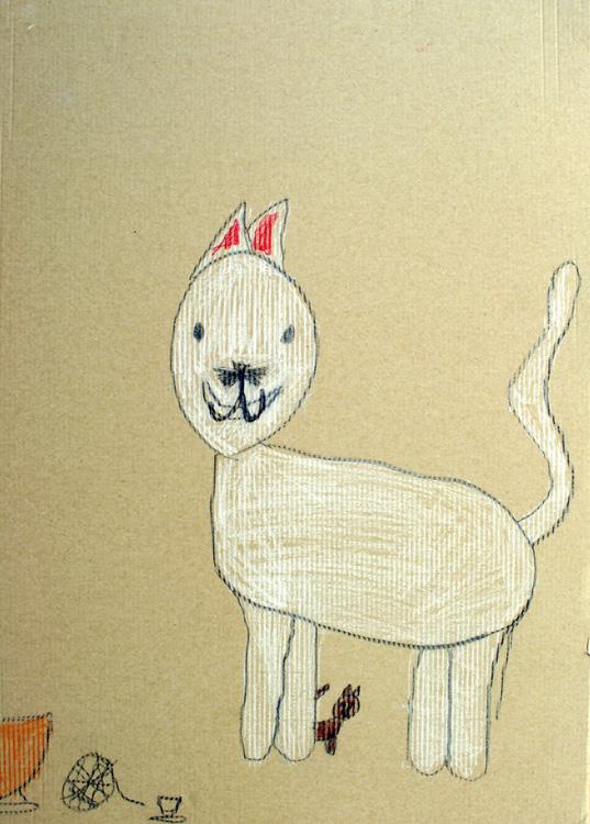 Weiße Katze von Joana (6)