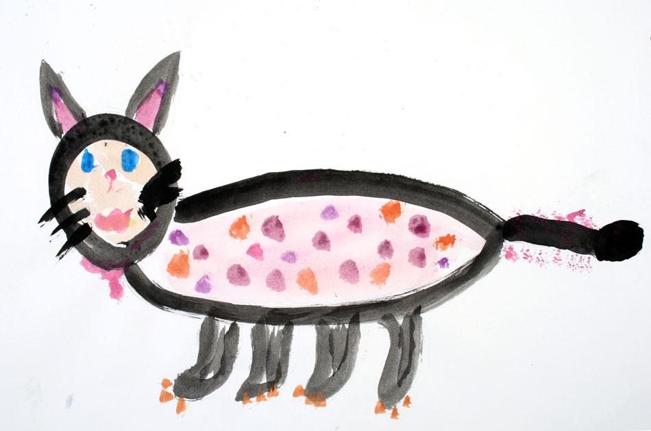 Die Katze von Lisa (7)