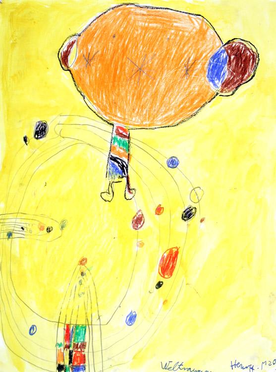 Weltraummann von Henry (9)