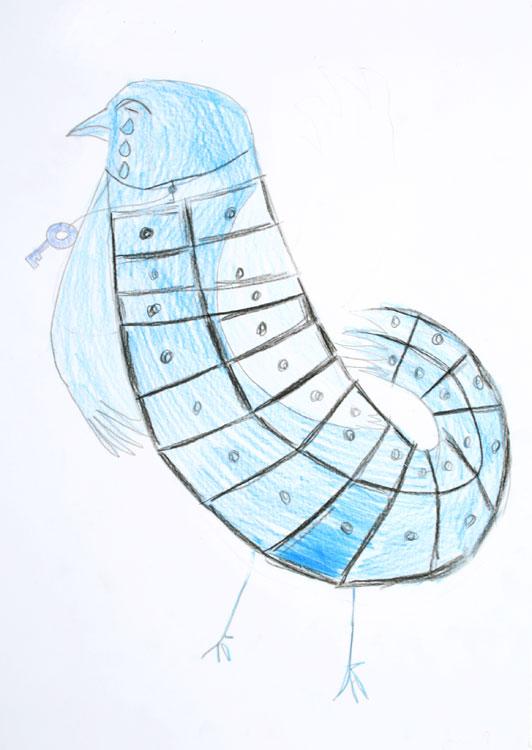 Mein Seelenvogel von Julia (9)