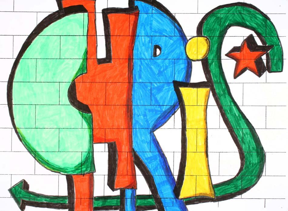 Graffiti mit dem eigenen Namen von Christian (14)