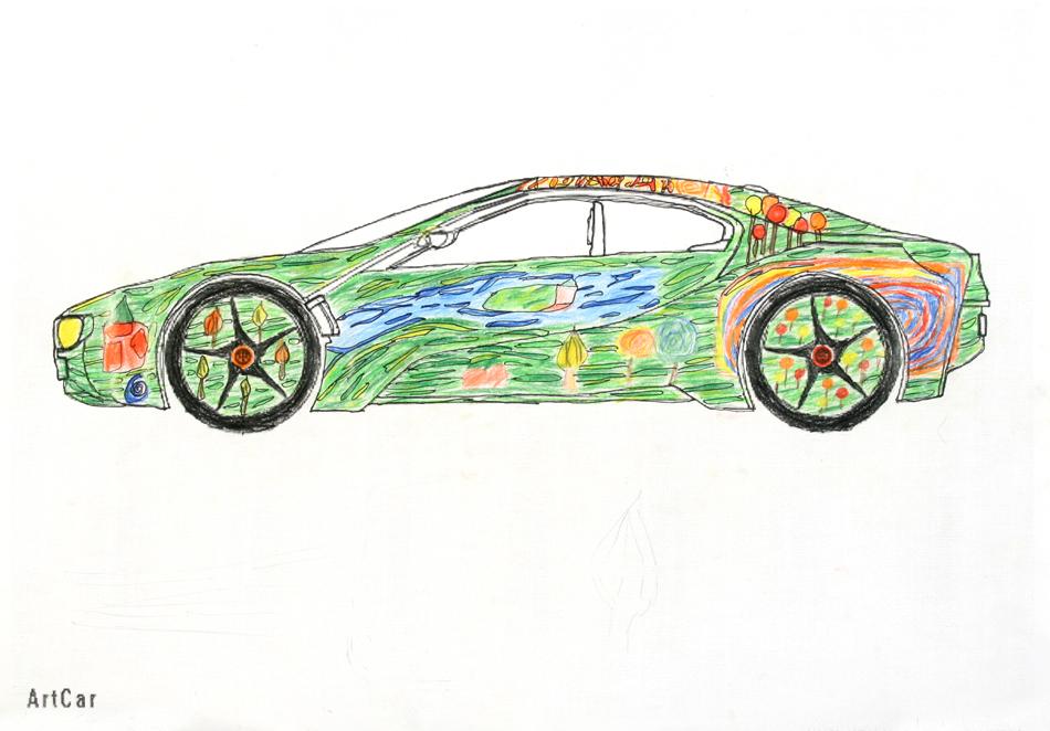 Art-Car von Hanna (11)