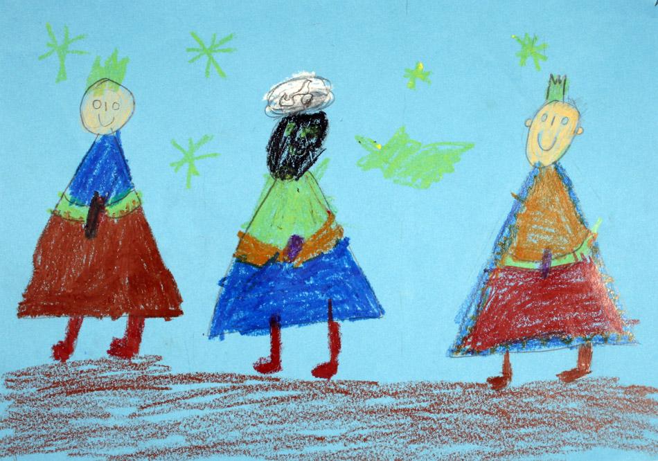 Heilige drei Könige von Christopher (7)