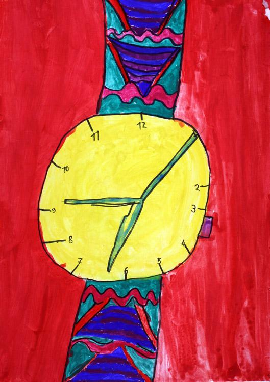 Armbanduhr von Pauline (7)