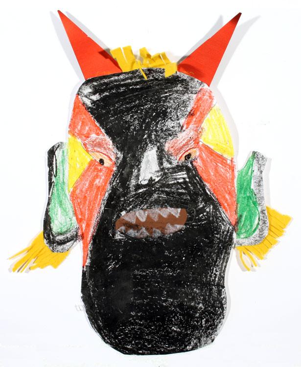 Maske von Ilias (10)