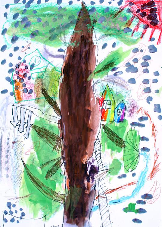 Mein großer Baum von Yuki (7)