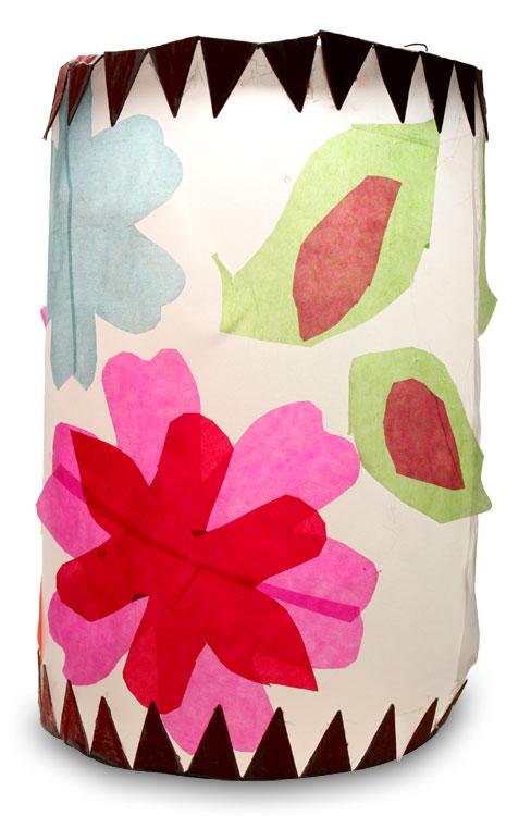 Blumen-Laterne von Maja (7)