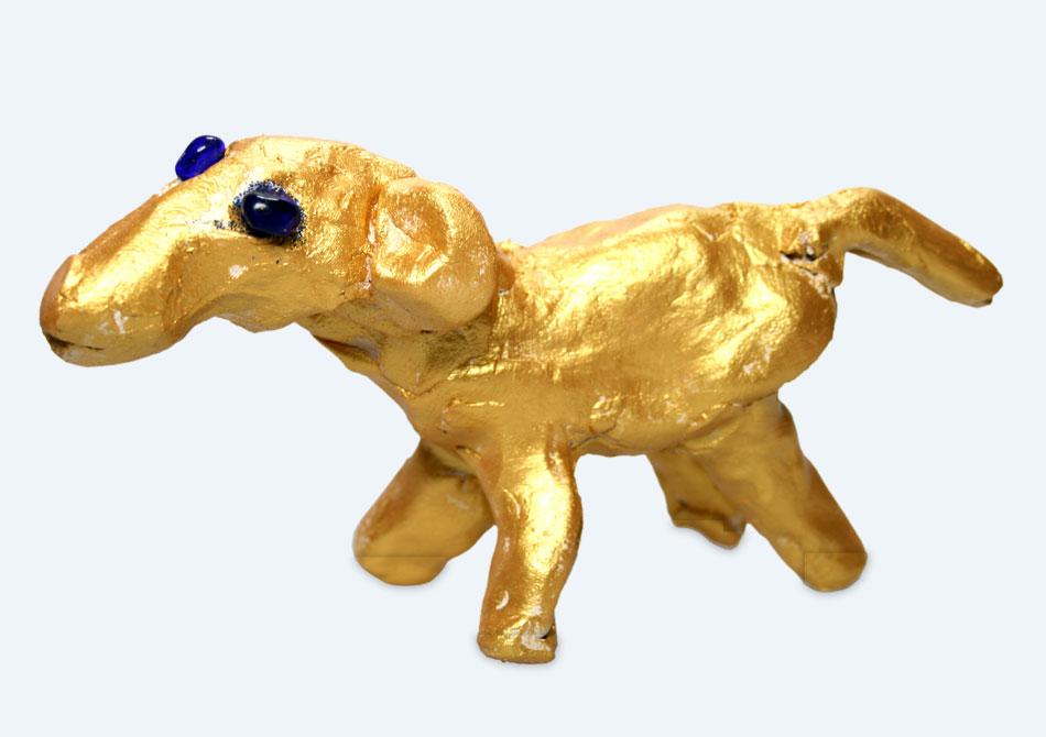 Goldener Hund von Jannis (7)