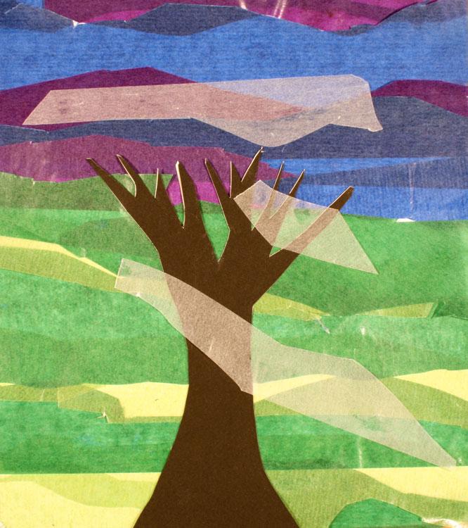 Baum im Nebel von Catherina (9)