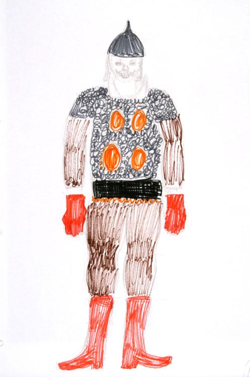 Russischer Ritter von Denis (10)