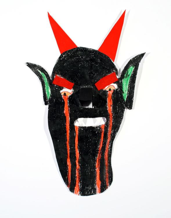 Maske von Melanie (10)