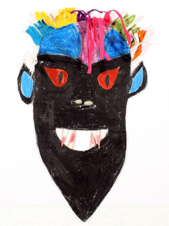 Maske von Mina (10)