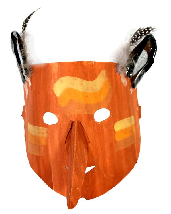 Afrikanische Maske von Jennifer (9)