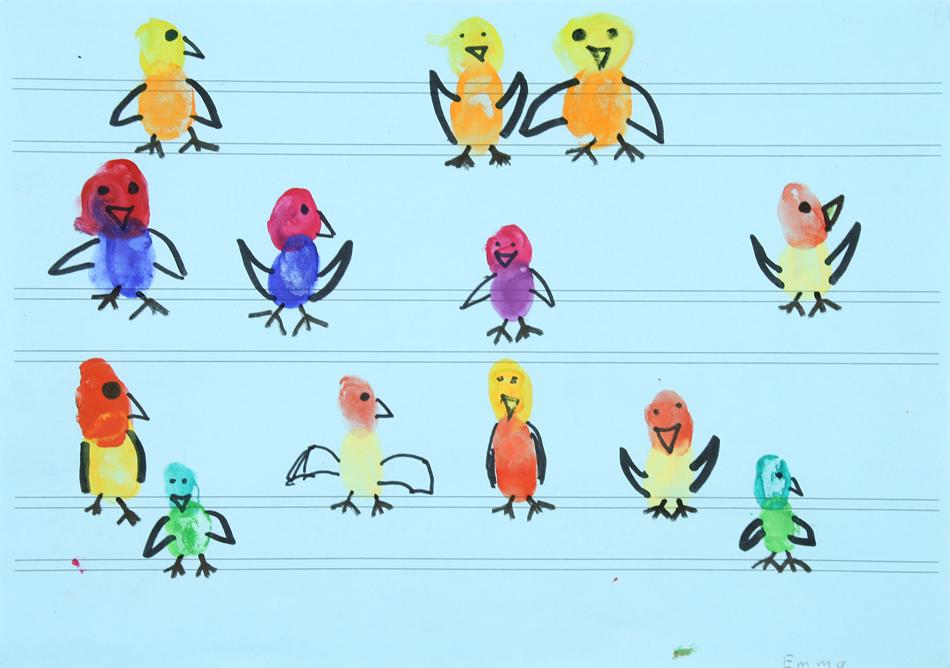 Vögel auf der Oberleitung von Emma (7)