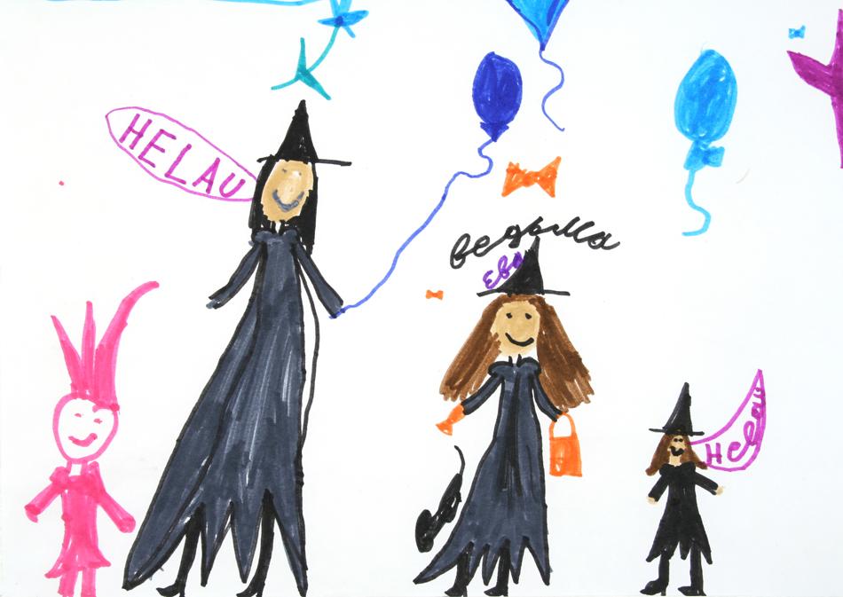 Hexenfamilie von Eva (8)