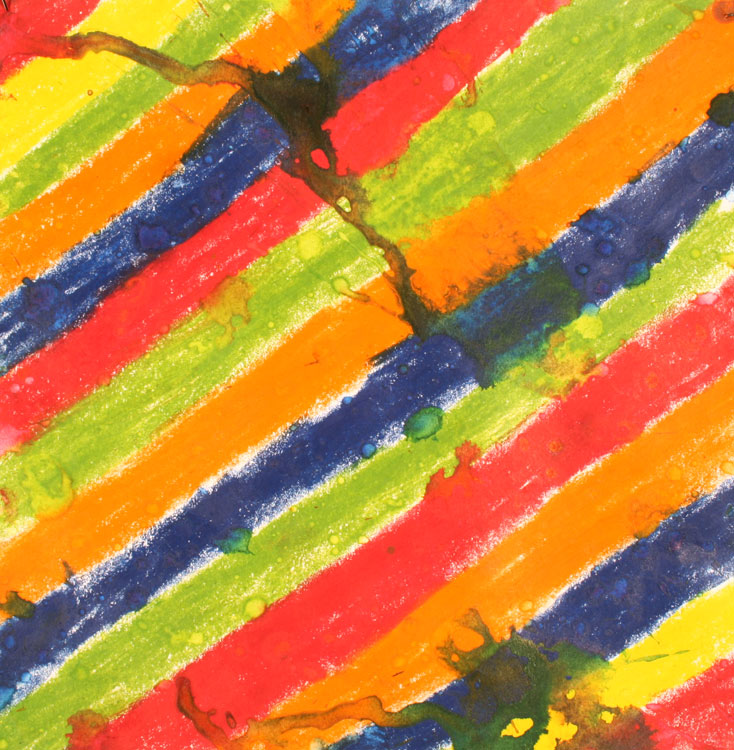 Farben im Regen von Maxi (8)