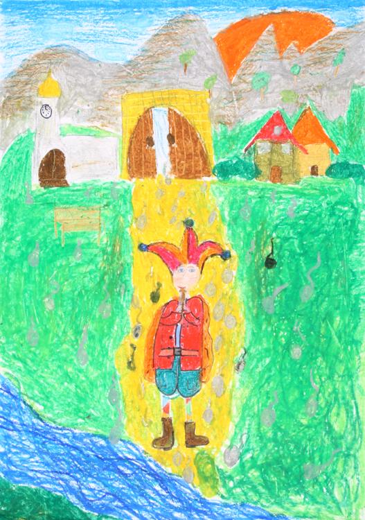 Der Rattenfänger von Hameln von Christina und Jil (10)