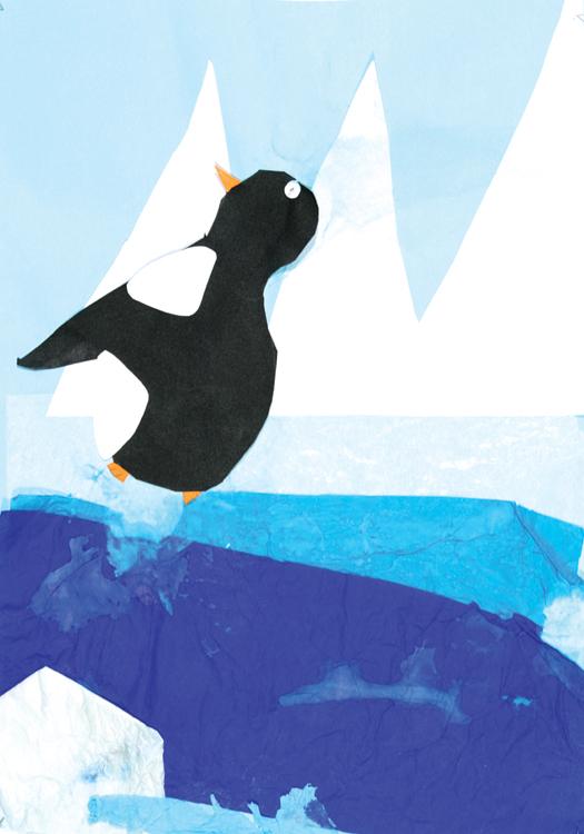 Pinguin am Nordpol von Ayoub (9)