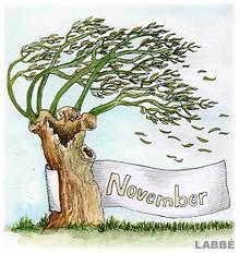 Feste im November