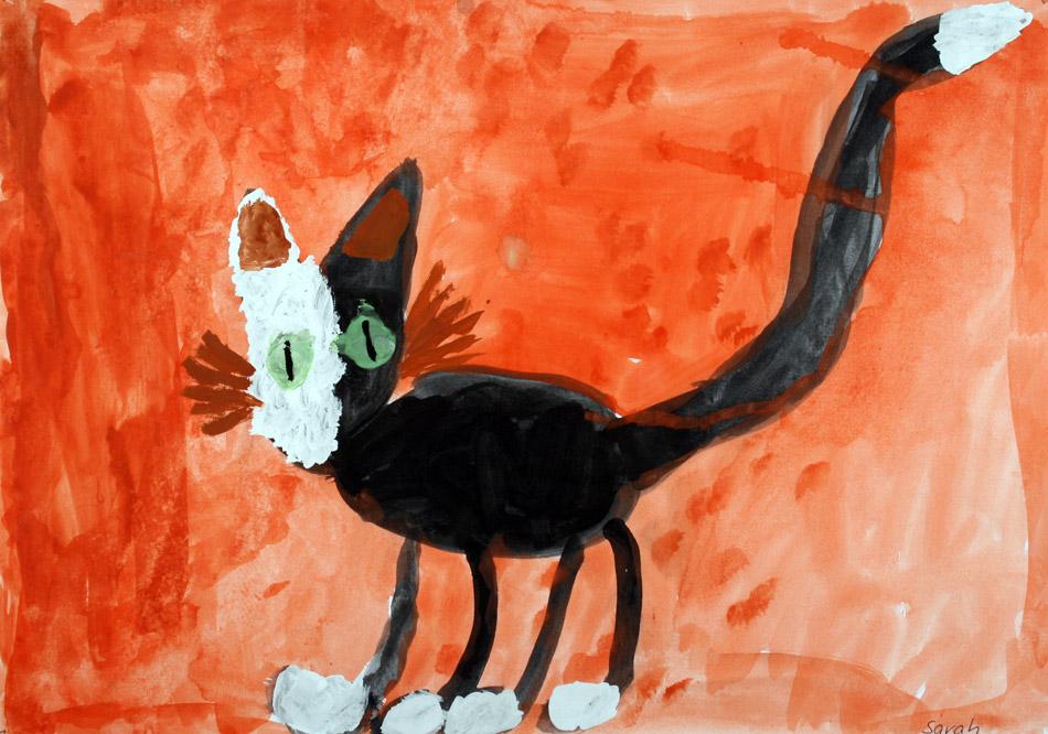 Katze von Sarah (7)