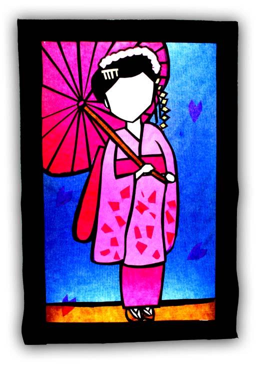 Japanische Frau von Mao (12)
