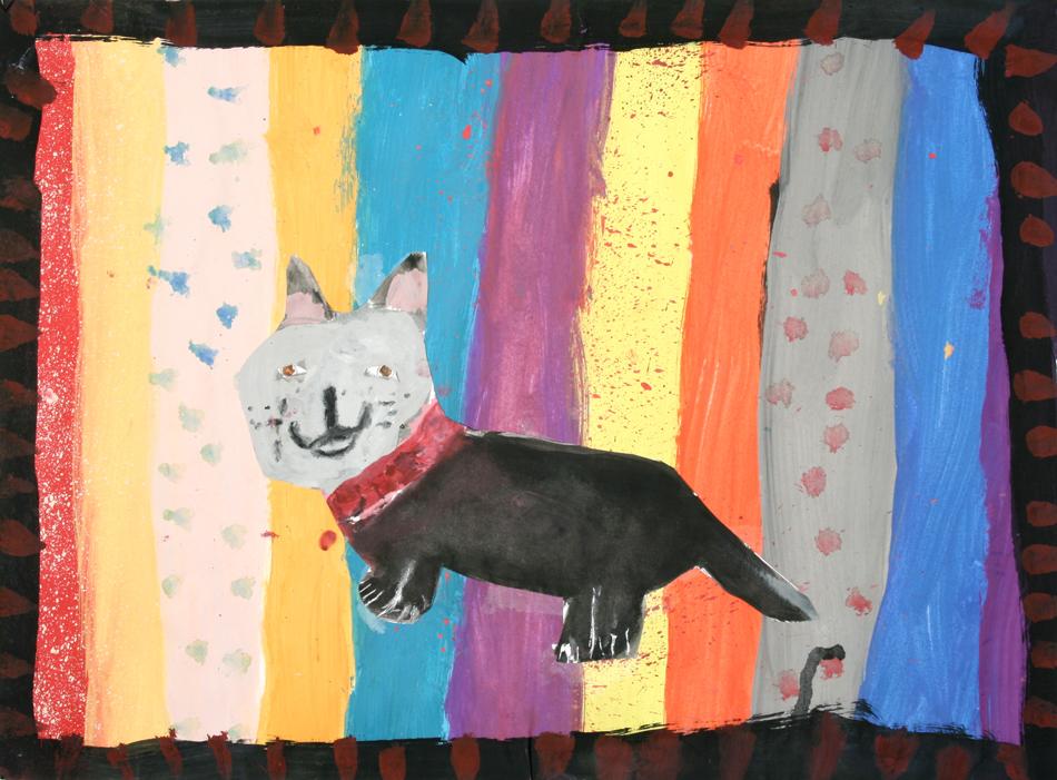 Schwarze Katze von Dominika (9)