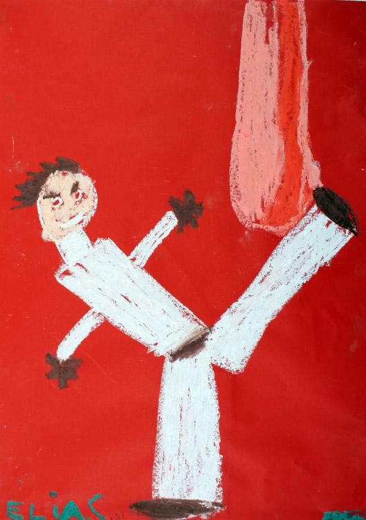 Karatekämpfer von Elias (8)