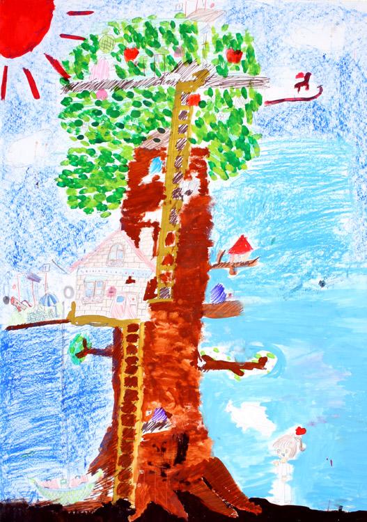 Mein großer Baum von Maya (7)