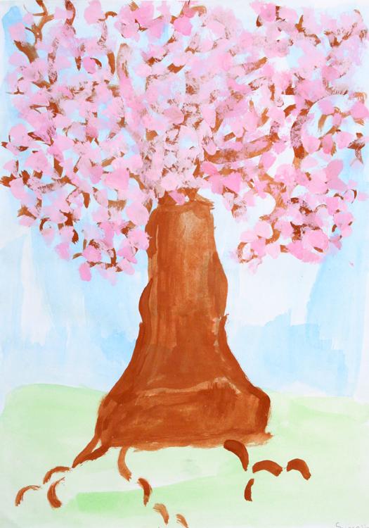 Blütenbaum von Sumejja (9)